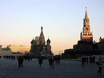 Красная площадь - Beatle-clipart